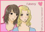Valentine's Day - Faberry