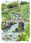 Oakery Bridge, Dartmoor