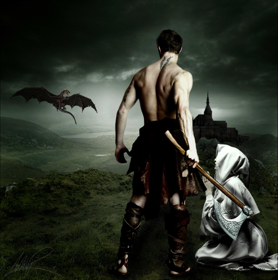 http://fc09.deviantart.net/fs71/i/2010/322/3/8/the_dragon_slayer_by_syndicateproductions-d334pbb.jpg