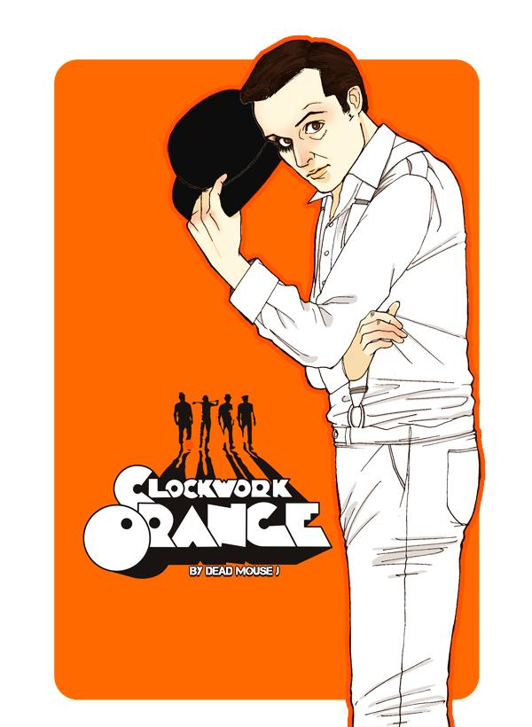 A Clockwork Orange Parody by DeadMouseJ on DeviantArt A Clockwork Orange Wallpaper