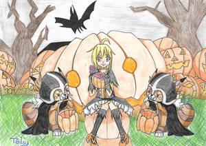 SoulWorker - Halloween Contest