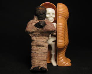 Accurate Playmo Mummy by Leader1138