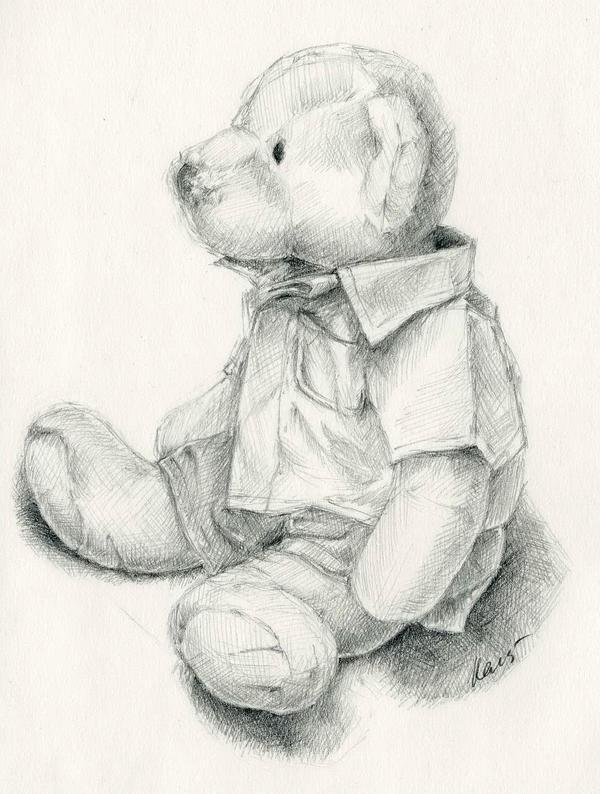 My Teddy Bear by Aliroll