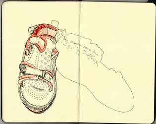EDM Challenge #1: Draw your shoe