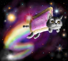 NYAN CAT by who-fan96