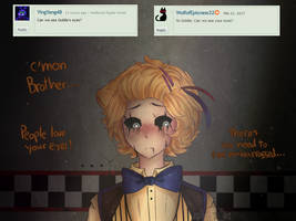 .:Ask The FazSquad:. Ask 8 Goldie's eyes by Ask-TheFazSquad