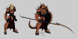 Serpent Seneschal