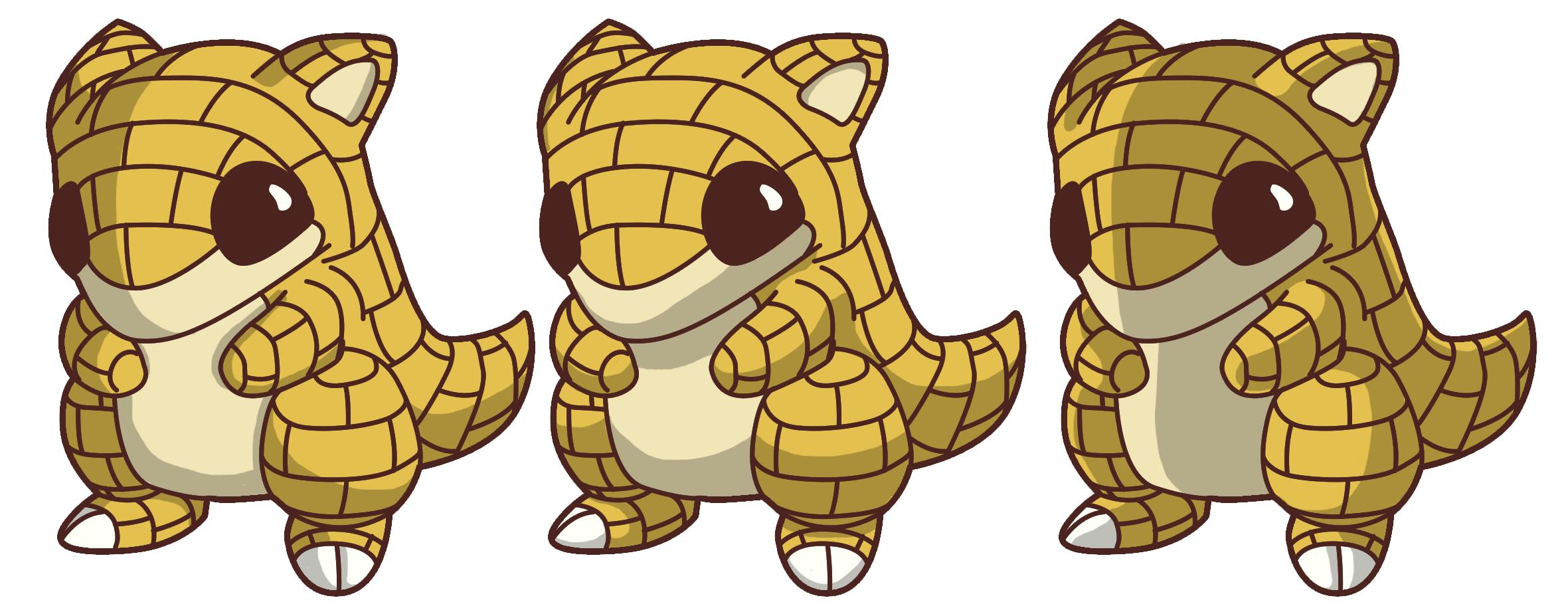 Pokemon 27 Sandshrew 256306624