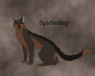 Spiderleg Design by TheRealBramblefire