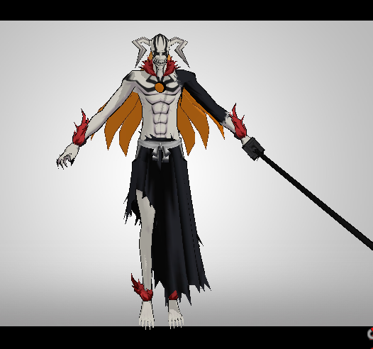 Hollow Ichigo MMD By Narutoxbase On DeviantArt