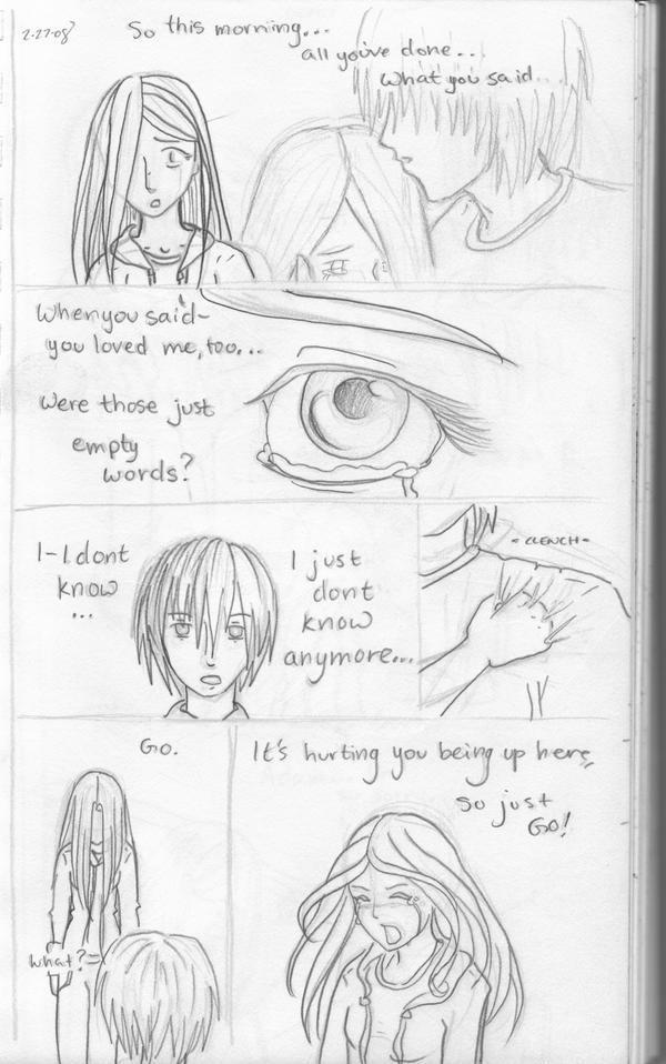 Turn Away -pg 1- by Kamiruchan015
