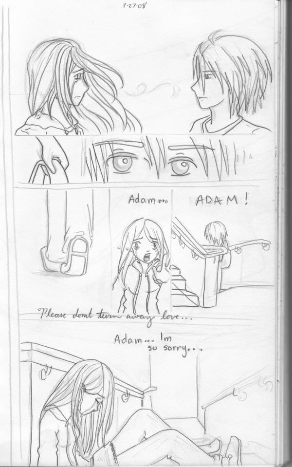 Turn Away -pg 2- by Kamiruchan015