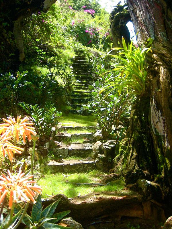 Stairway..to Where? by Kamiruchan015