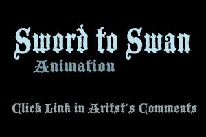 Sword to Swan - Animation by Kamiruchan015