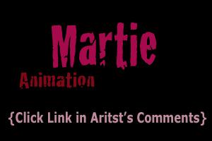 Martie Dance -Animation- by Kamiruchan015