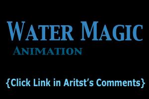 Water Magic -Animation- by Kamiruchan015