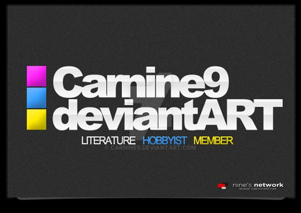 carnine9's Profile Picture