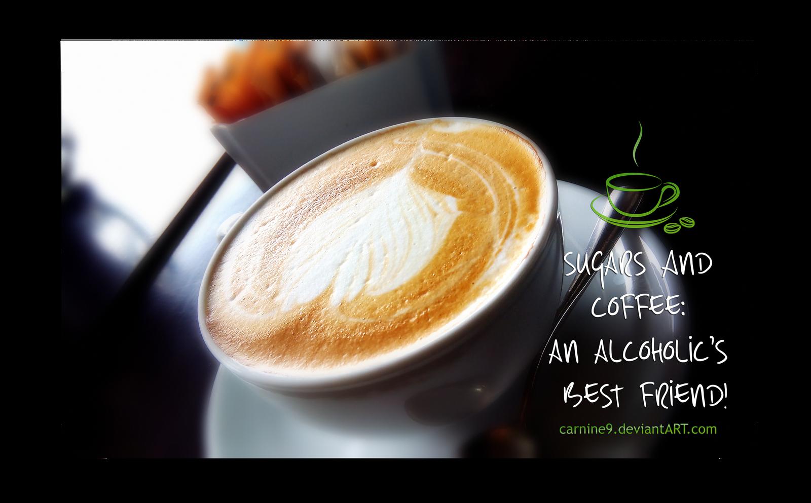 Latte Coffee by carnine9