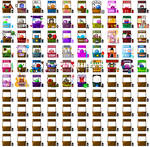 100 Stall Collection project by Exahall