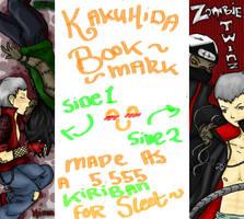 KakuHidan Bookmark: 5,555 Kiri by Exahall