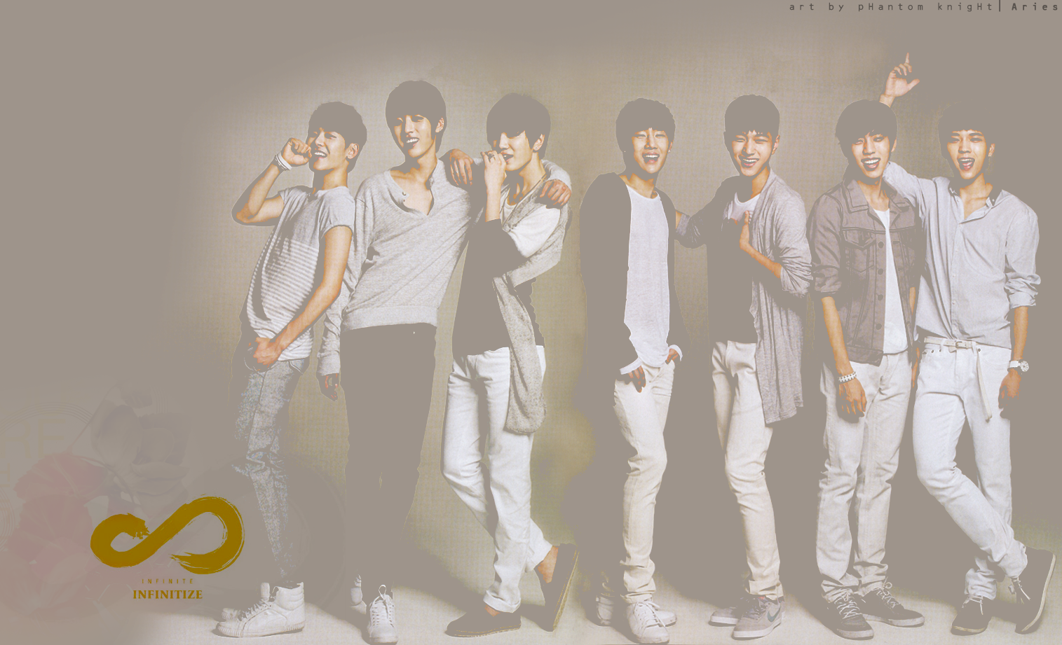 Infinite Wallpaper by ~mackiez on deviantART