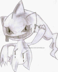 My Banette by DominoPunkyHeart