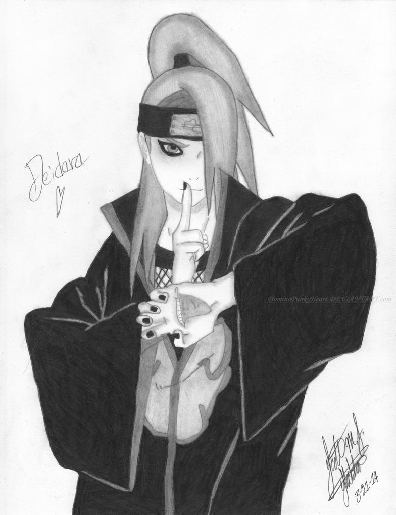 A Dark Dei by DominoPunkyHeart