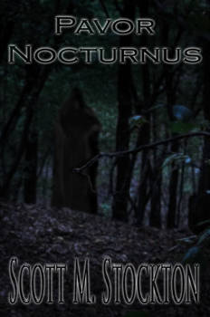 Pavor Nocturnus - Book Cover Artwork