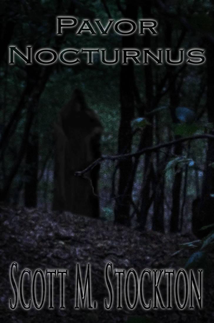 Pavor Nocturnus - Book Cover Artwork by DominoPunkyHeart