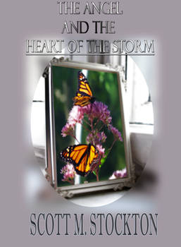 The Angel and the Heart of the Storm - Book Cover
