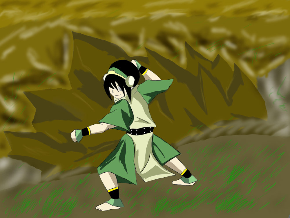 Avatar The Last Airbender Toph