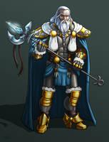Odin by nihilistique
