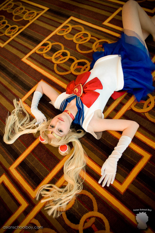 Sailor Moon - As I lay by nihilistique