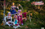 Web Koihime Musou: Battle Maidens