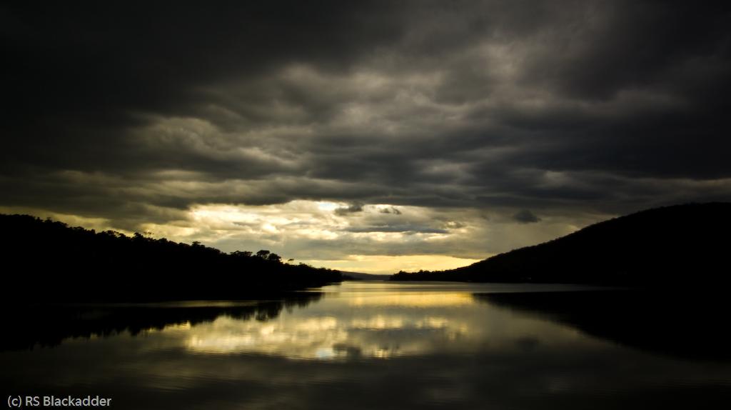 Tasmania Dusk by addr010