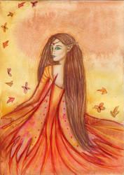 Fairy of Autumn