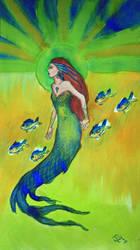 Mermaid III: Swimming with Fish