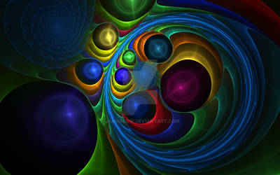 Spiral Marbles