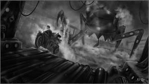 Steampunk Noir