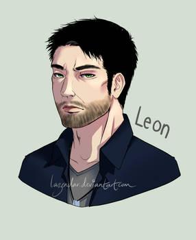 Commission: Leon