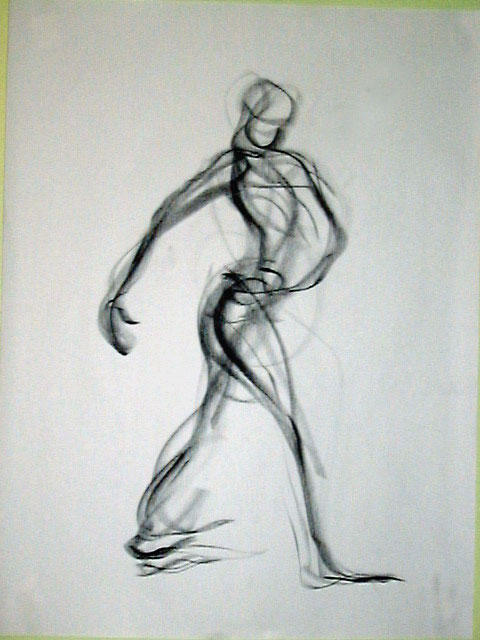 Gesture Drawing by overcome