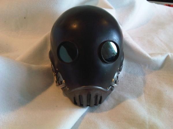 Hellboy Kroenen mask Front by dragostat2