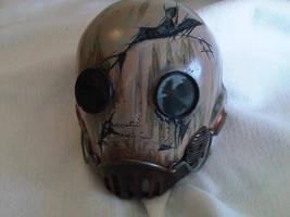 Hellboy Kroenen Sewer mask by dragostat2