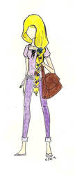 Day 28 - Disney Fashion part II by Falling-Wish