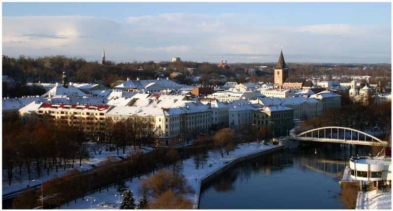 City of Tartu 3.