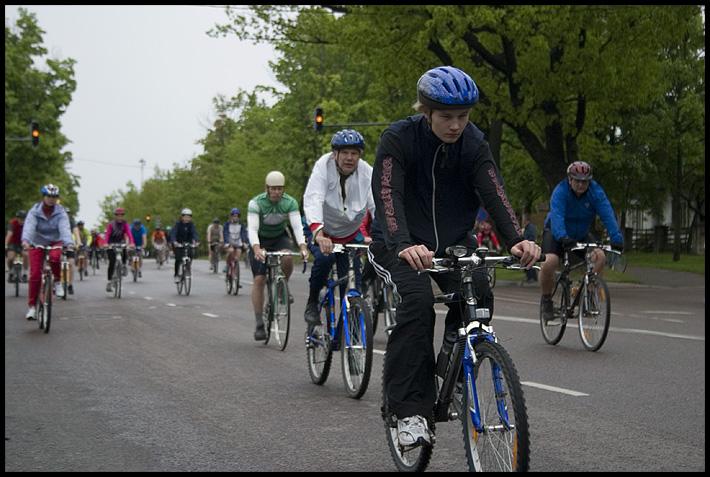 Bicycle Race II