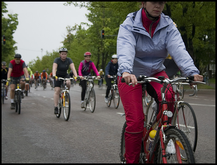 Bicycle Race IV