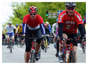 Bicycle Race V