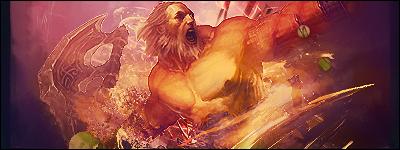 Barbarian Diablo III signature by TURBORAY