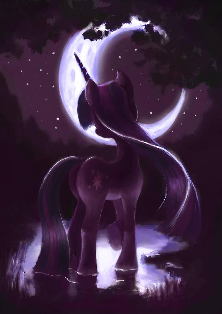 Moonlight Twilight by Plainoasis